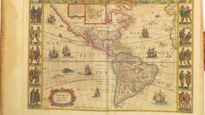 """""""Google Maps van de 17e eeuw"""" voor 600.000 euro geveild in Brussel"""