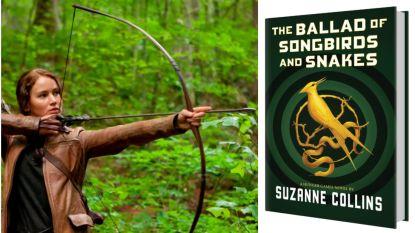 Nieuw 'The Hunger Games'-boek verschijnt in mei volgend jaar, en men staat te springen voor de filmrechten