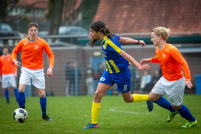 De Paasberg hoeft deze zaterdag niet te spelen, want de KNVB heeft FC Lienden een speelverbod opgelegd.