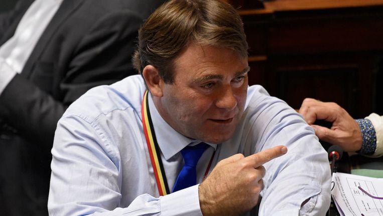 Minister van Landbouw Ducarme.