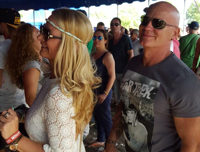 Miranda en Jeffrey Sturmans, fans van het eerste uur van Extrema Outdoor.