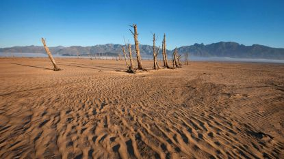 Droogte in Zuid-Afrika officieel uitgeroepen tot nationale ramp