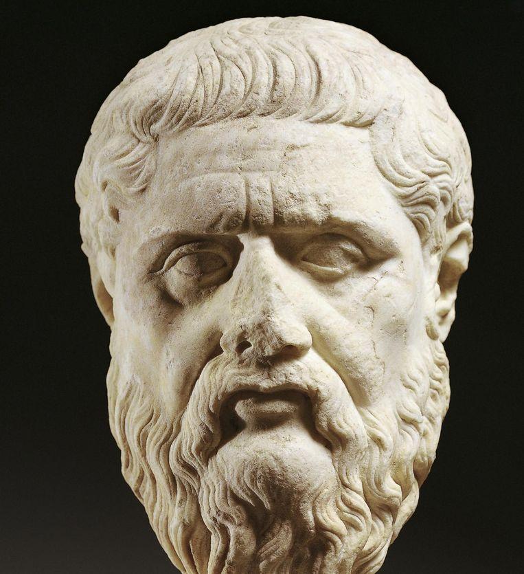 Plato wist het... Beeld getty