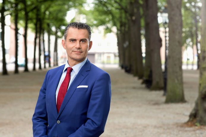 Tweede Kamerlid Tom van der Lee van GroenLinks.