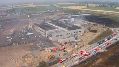 Gasramp  in Gellingen is vandaag precies 15 jaar geleden