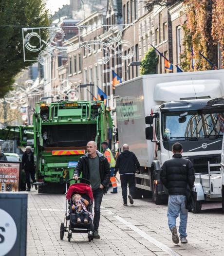Laad- en lospunt nabij stadscentrum Arnhem lijkt er eindelijk te komen