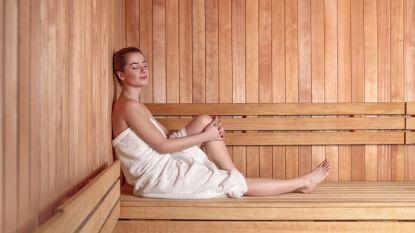 Brand in sauna van vakantiecentrum
