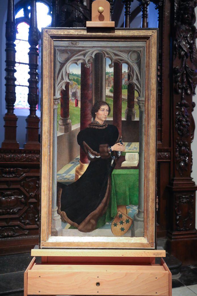 Schilderij Hans Memling keert terug naar Brugge