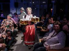 Oktoberfest in Varsselder: 'Man, wat een feest'