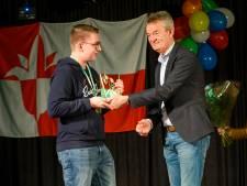 Robin van den Hogen, Lut Oltmans en Altior C1 gekozen tot sporters van het jaar in Bernheze
