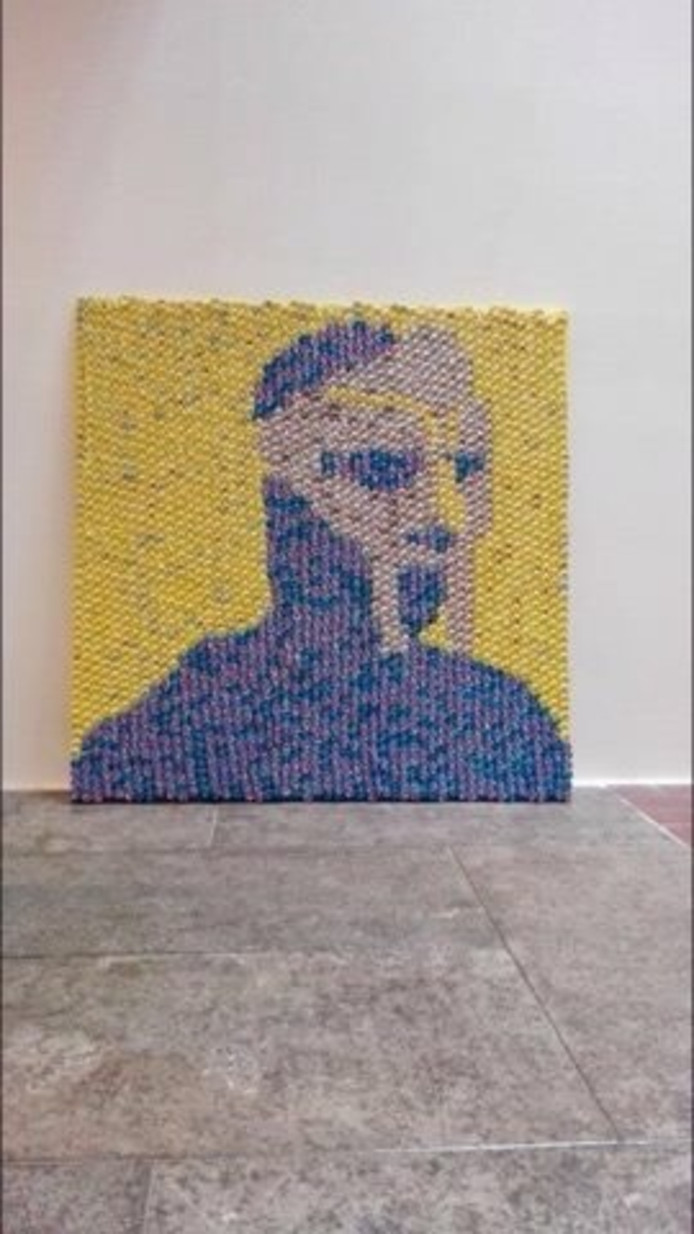 Een van de werken die zaterdag in De Smidse te zien zal zijn