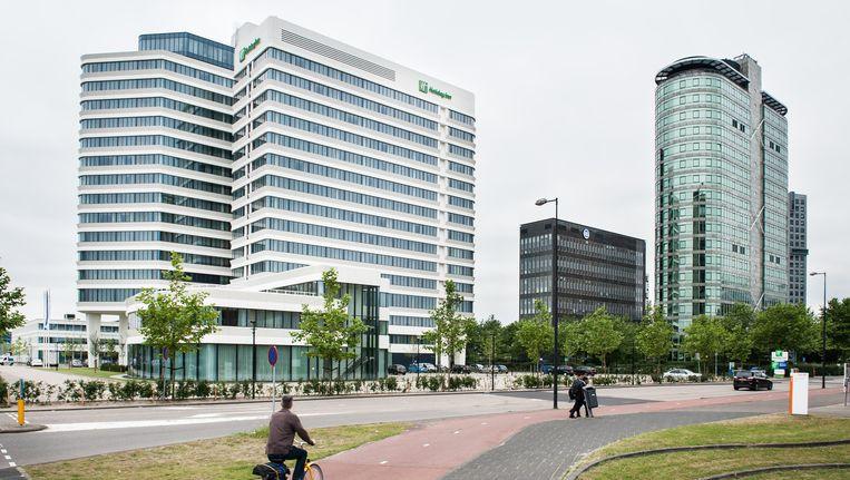Hotel Arena Towers Beeld Het Parool/Eva Plevier