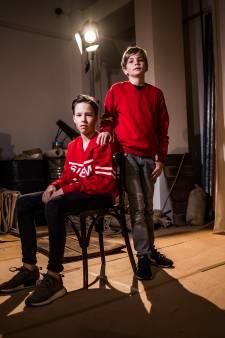 Raaf en Guus spelen hoofdrol in Matteüs Junior: 'Siem is net zo'n jongen als wij'