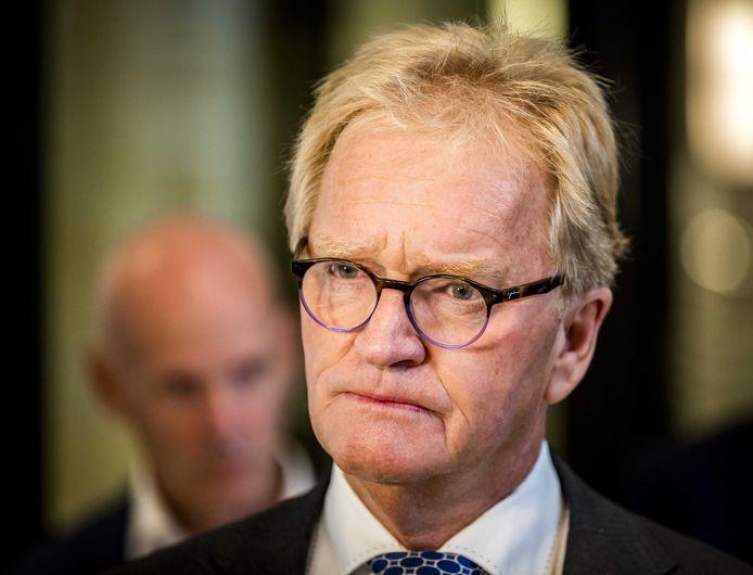 Hans de Boer (VNO-NCW) vertrekt over enkele dagen van zijn post als werkgeversbaas