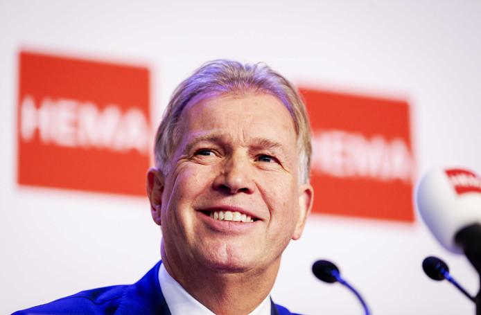 Zakenman Marcel Boekhoorn nam vorig jaar de warenhuisketen over van Lion Capital.
