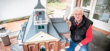 Bouw van de Schildkerk Rijssen als coronaproject: 'Ik hoef m'n ogen maar dicht te doen en ik zie de hele binnenkant voor me'