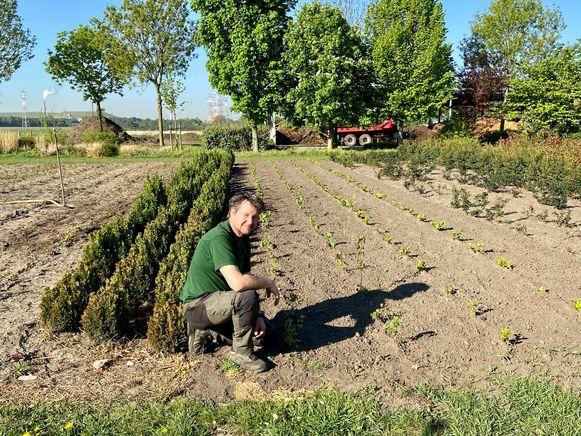Technisch adviseur tuinbouwkunde Xavier Geerolf