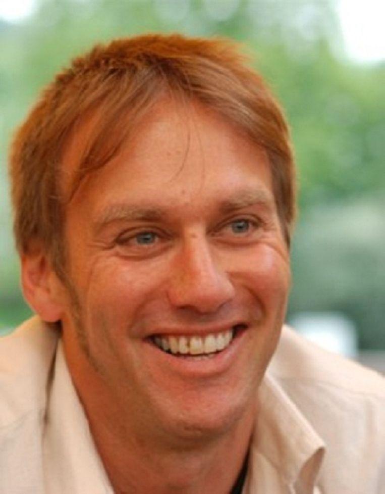 Zwitserse bioloog en activist Andreas Thommen Beeld -