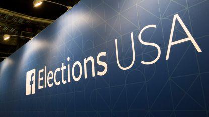 Facebook haalt geen berichten van politici weg in aanloop naar Amerikaanse verkiezingen