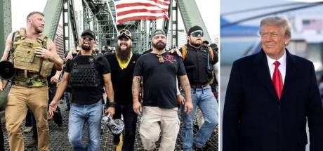 """Les """"Proud Boys"""" tournent le dos à Trump: """"C'est un faible"""""""