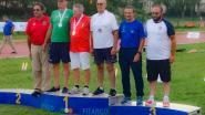 Gouden medaille voor Etienne Heyvaert met boogschieten