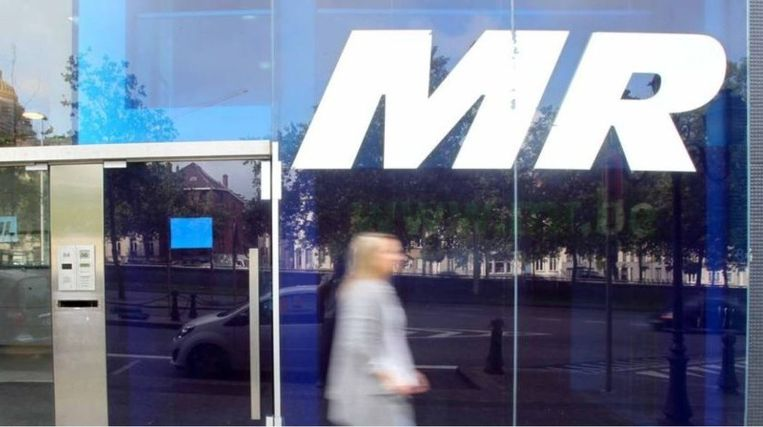 Het hoofdkwartier van MR in Brussel
