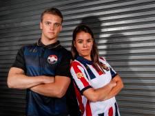 Willem II-fans hielpen mee bij ontwerp van nieuwe 'meest Tilburgse shirts ooit'
