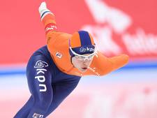 Nederlandse schaatssters winnen teamsprint