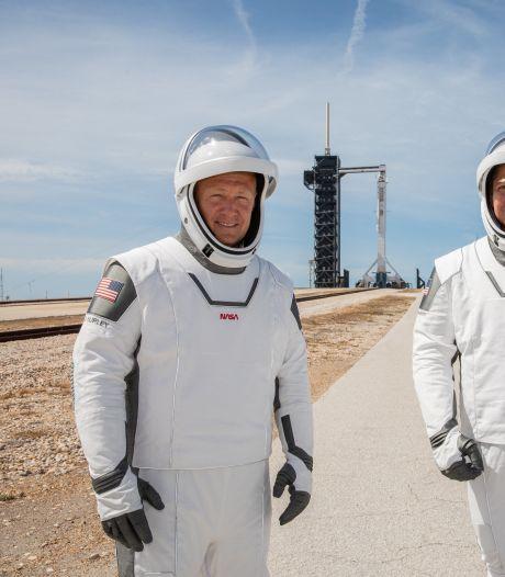 Que risquent les astronautes du premier vol habité de SpaceX?