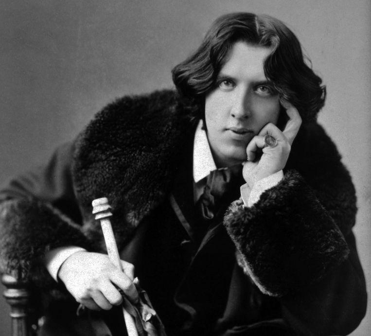 Oscar Wilde Beeld Getty Images