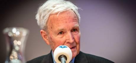 Jan Terlouw spreekt bij Broedertrouw in 's-Heerenberg