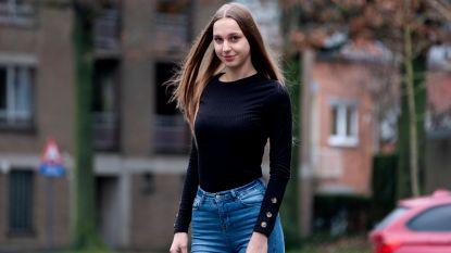 Edegemse schone pronkt op finale van Top Model Belgium in Parijs