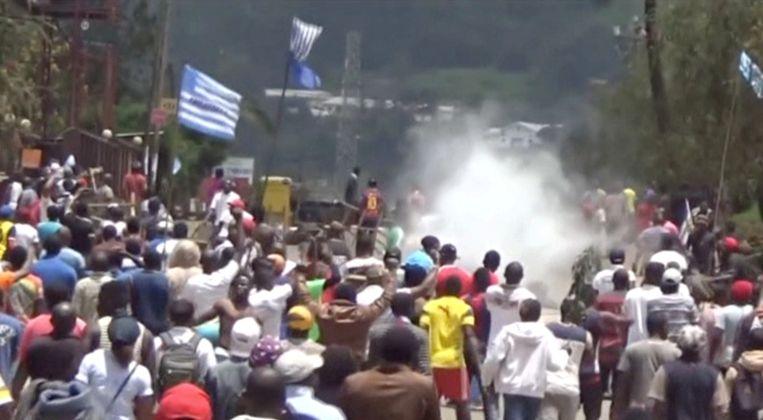 Sinds 2016 heerst er onrust in Kameroen omdat de Engelstalige regio's zich willen afscheuren van de rest van het land en een eigen staat willen vormen.