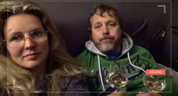 Rosalie en Jean Paul