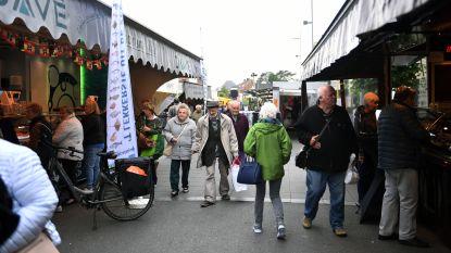 Dinsdagmarkt opnieuw bereikbaar via verschillende toegangswegen