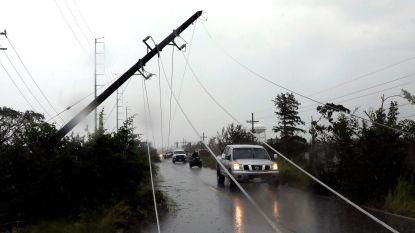 Orkanen worden steeds sterker door klimaatverandering en brengen meer regen met zich mee