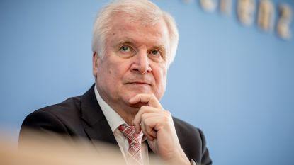 Voorzitter Grondwettelijk Hof botst met Duitse binnenlandminister Seehofer over harde taal tegenover vluchtelingen
