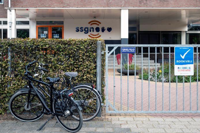 De SSgN aan de IJsbeerstraat in Nijmegen is minimaal drie dagen dicht.