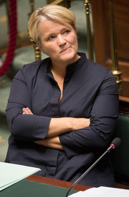Nathalie Muylle.