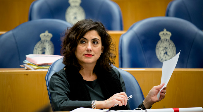 Sadet Karabulut (SP) is degene die beschuldigd wordt door Öztürk.