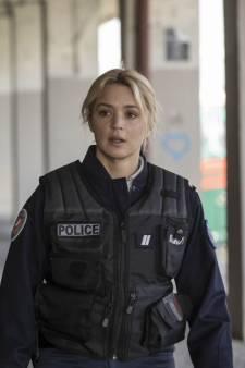 "Virginie Efira voit ses convictions voler en éclats dans ""Police"""