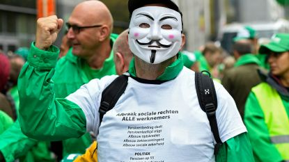 "ACV legt lat hoog: ""1,5 procent loonsverhoging of chaos dreigt"""