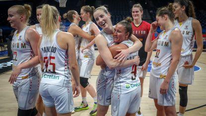 Belgian Cats reekshoofd bij loting EK Basketbal 2021