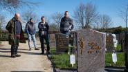 """Grootschalige ontruiming op kerkhof van Heist stuit op kritiek: """"Is dit wel nodig?"""""""