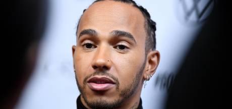 Lewis Hamilton promet de donner 500.000 dollars pour aider l'Australie