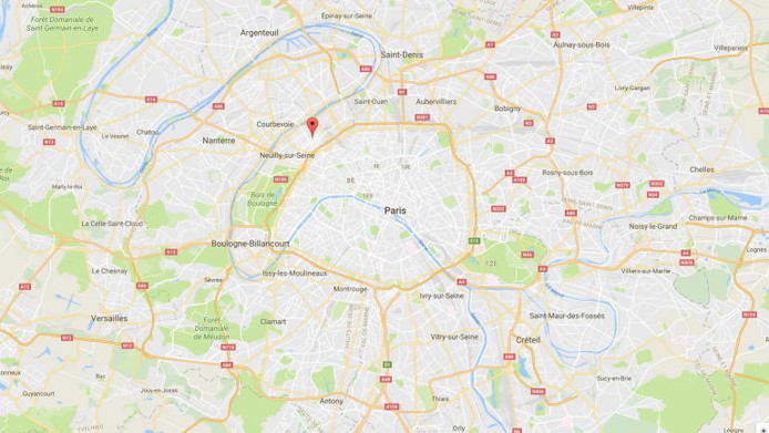 Levallois-Perret is een voorstadje van Parijs.