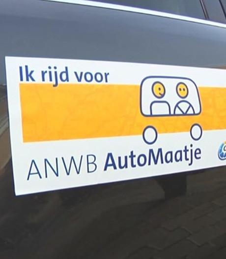 Sociaal op pad met AutoMaatje in Deurne