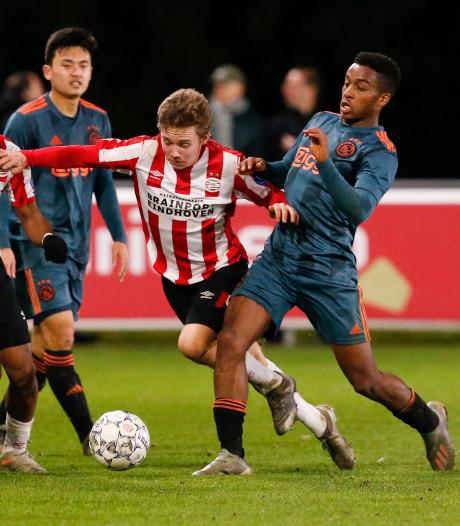 Samenvatting: Jong PSV - Jong Ajax