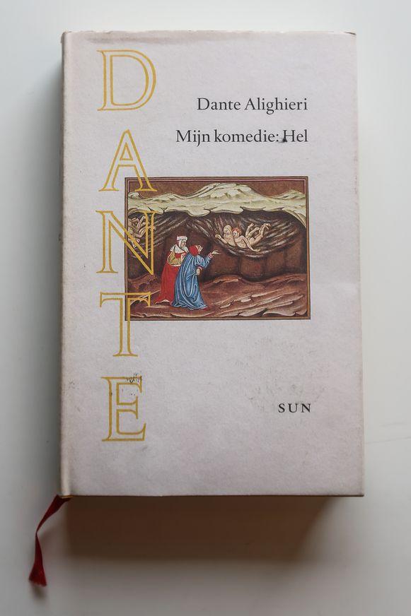 'De hel', volledige in Nederlands vertaalde tekst van 'Inferno' uit de 'Divina Commedia' van Dante Alighieri.