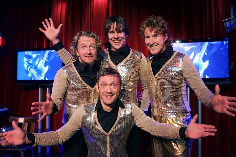 De Ashton Brothers organiseren dit jaar voorlopig voor de laatste keer hun circusfestival Ashtonia.
